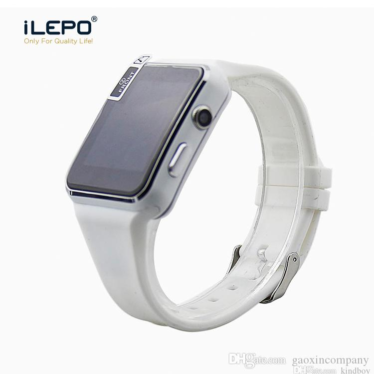 Smart Watch X6 Curved Screen Garmin Watch with SIM TF Card Slot Camera Watch Band Support Gps Tracker Android Phone