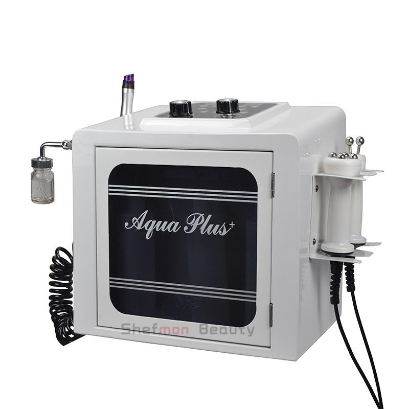 Hydra Microdermabrasion Hydro Dermabrasion Facial Machine Water Oxygen Jet Peel RF BIO Face Lifting Skin Care Deep Cleaning Spa Equipment