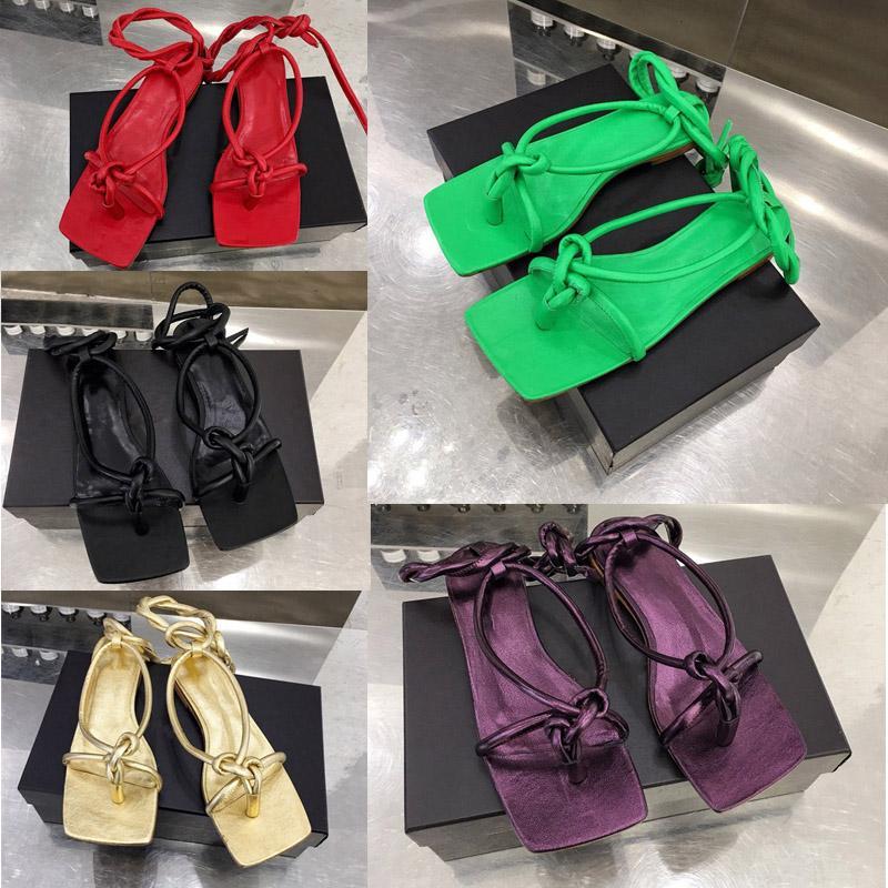 Flip flops de haute qualité en cuir des sandales à lanières sandales plates vacances 2020 nouvel été sandales femmes mode casual