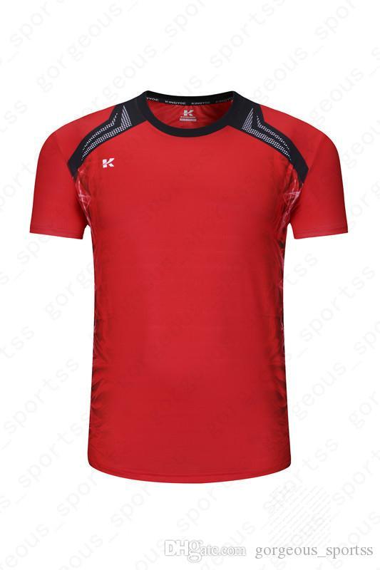 0046 Últimas Hombres fútbol jerseys calientes de la venta ropa al aire libre de fútbol de desgaste de alta Quality55