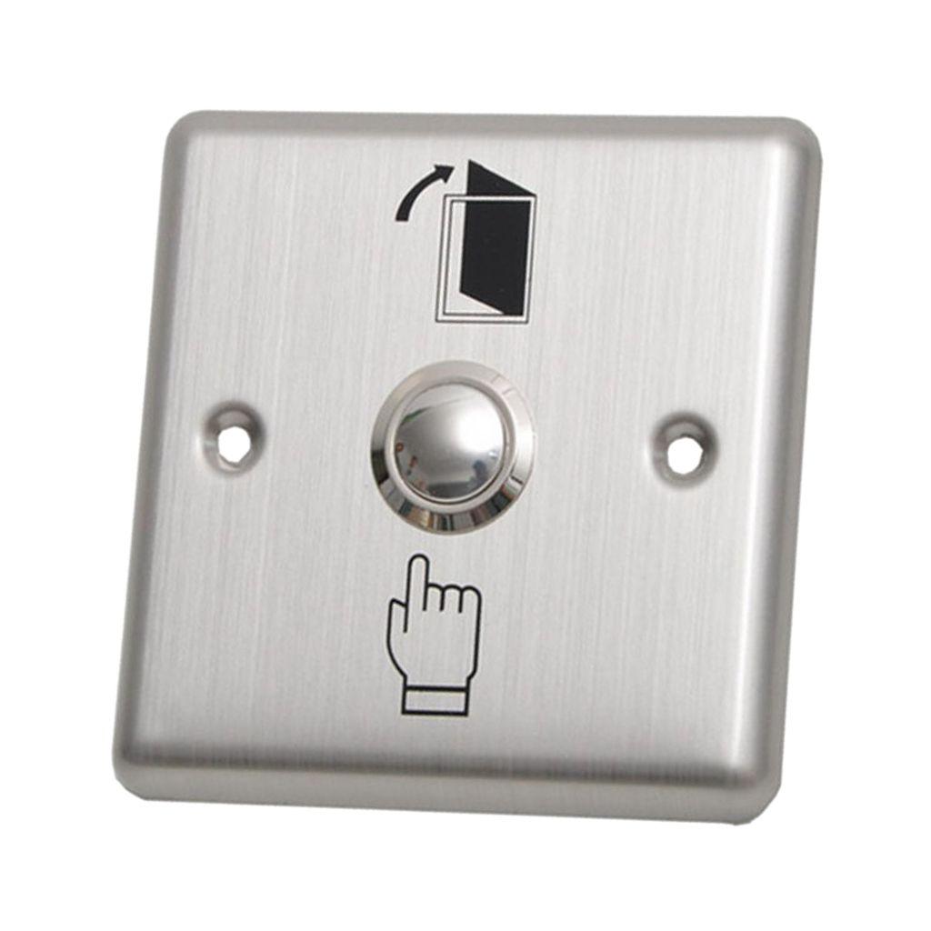 Porte électrique électronique sortie fermée Interrupteur poussoir à déclenchement