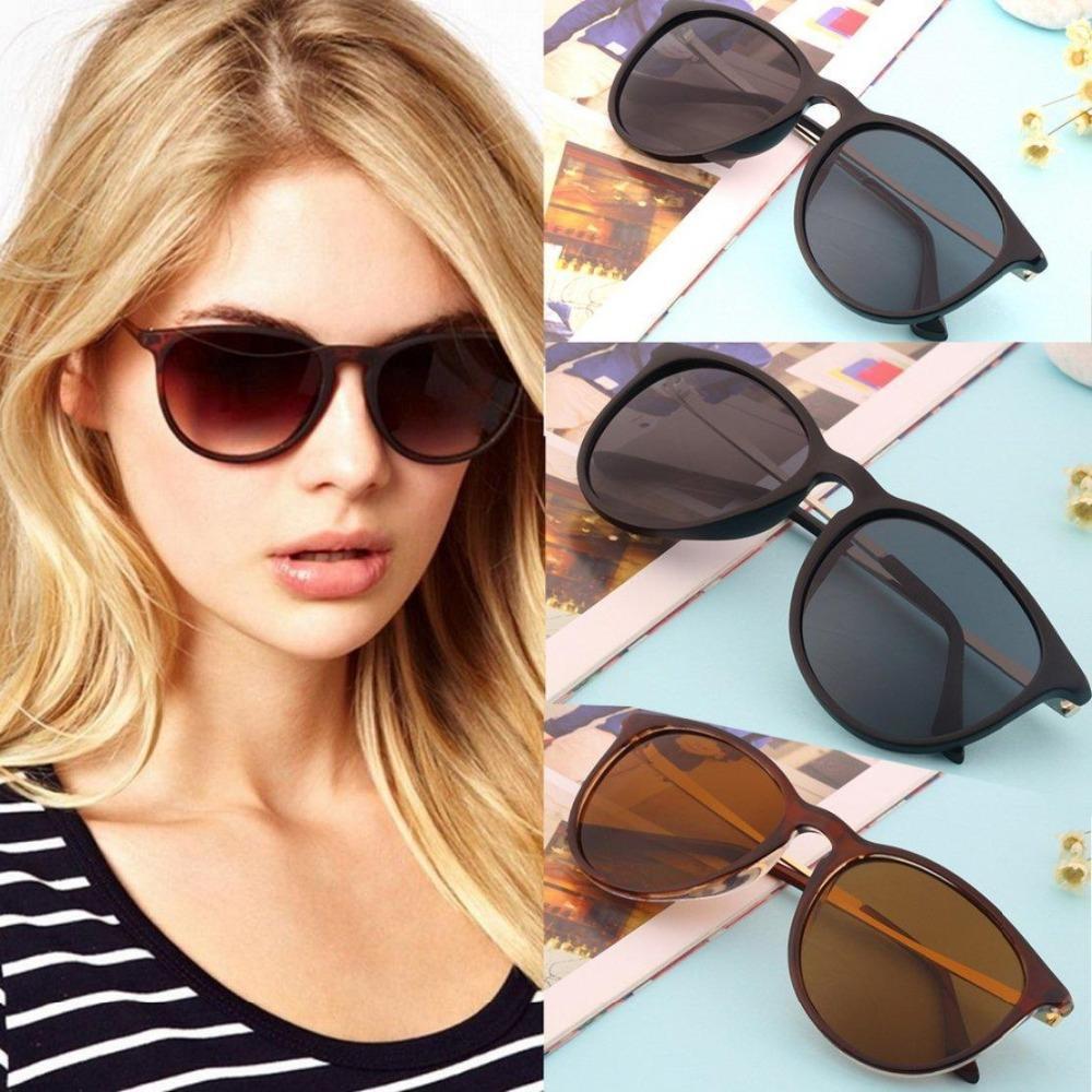 2020 Yeni Klasik Erika Güneş Kadınlar Marka Tasarımcı Ayna Kedi Göz Sunglass Yıldız Stili Rays Koruma Güneş Gözlükleri UV400