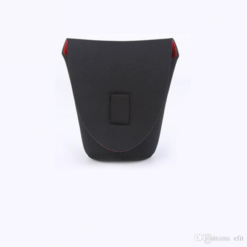 Para Canon Nikon Sony Lente de Cámara Bolsa Cubierta Protector para Estuche de neopreno suave Bolsas