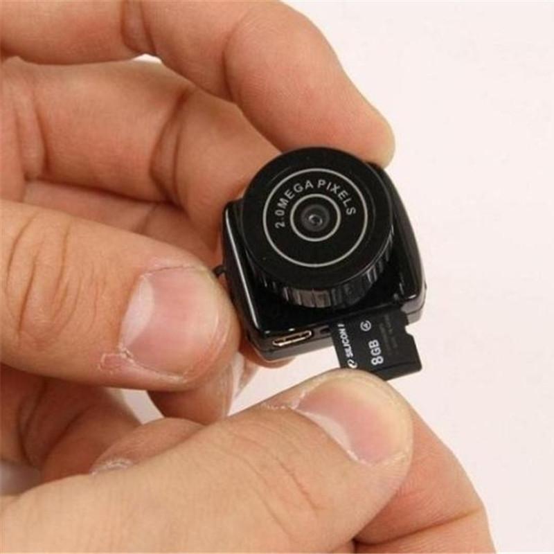 Nascondi Candida Candida HD Mini Campamera Videocamera Videocamera Digitale Video Audio Recorder DVR DV Camcorder Portatile Web Kamera Micro Photo DHL