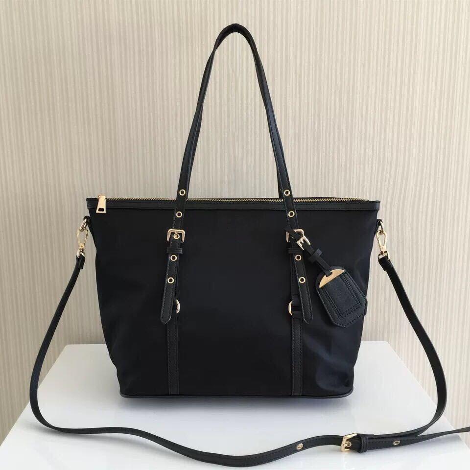 Capacity Large Oxford Parachute Nylon Shopping Bag Messenger Handbag Cloth Classic Waterproof Female Shoulder Wholesale Com Ocddd