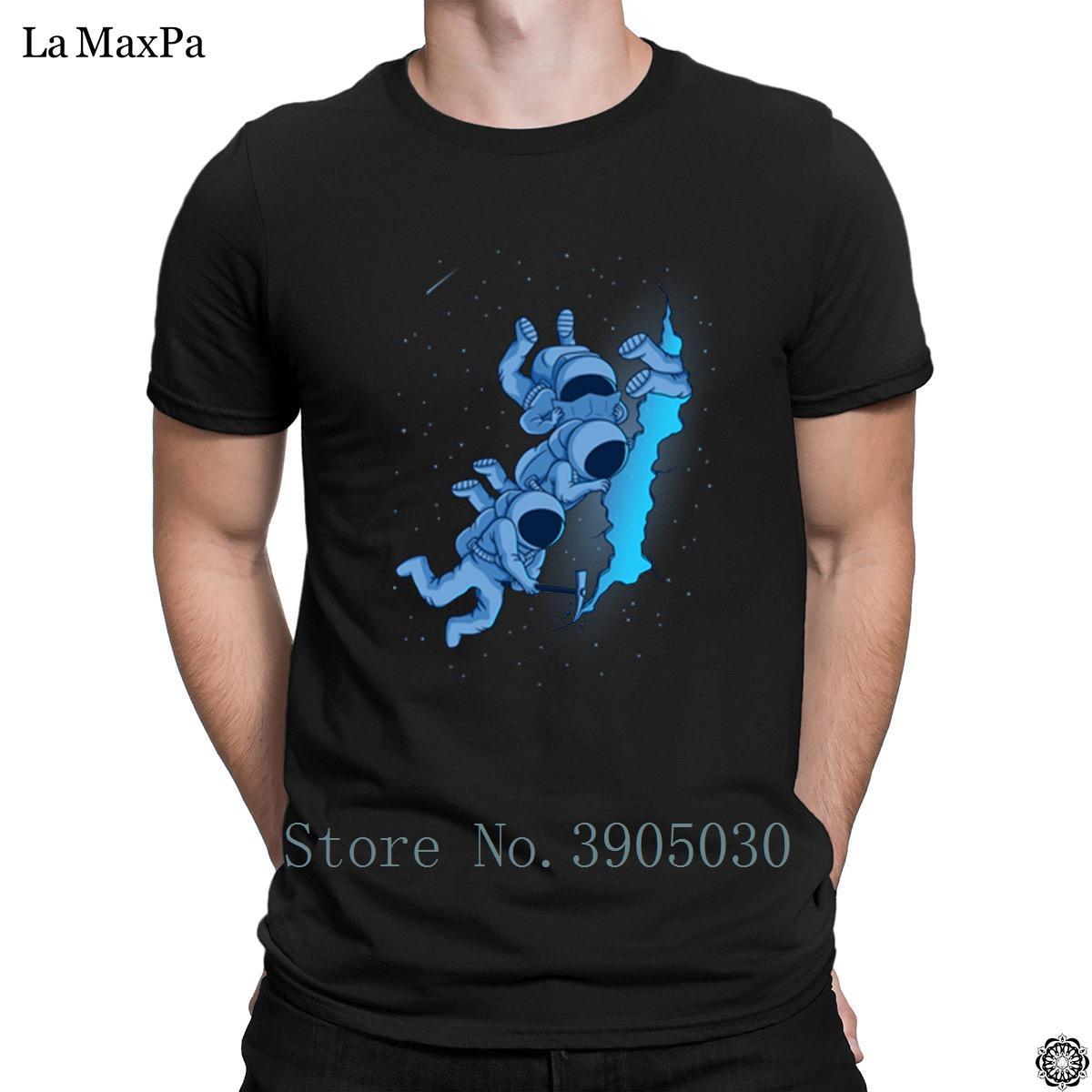 Nouveau style T-shirt d'été pour les hommes L'extérieur du monde des hommes T-shirt standard T-shirt à manches courtes Funky T-shirt pour les hommes Pop Top Tee