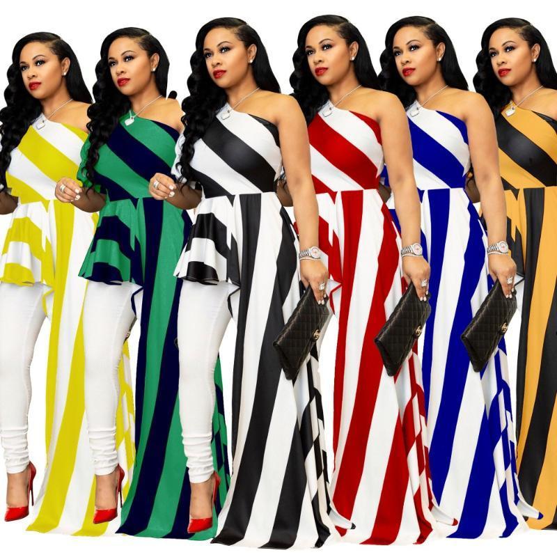 estilo caliente de la ropa de las mujeres de África de Dashiki la moda de impresión elástica tela creativa talla de ropa S M L XL XXL XXXL 7083