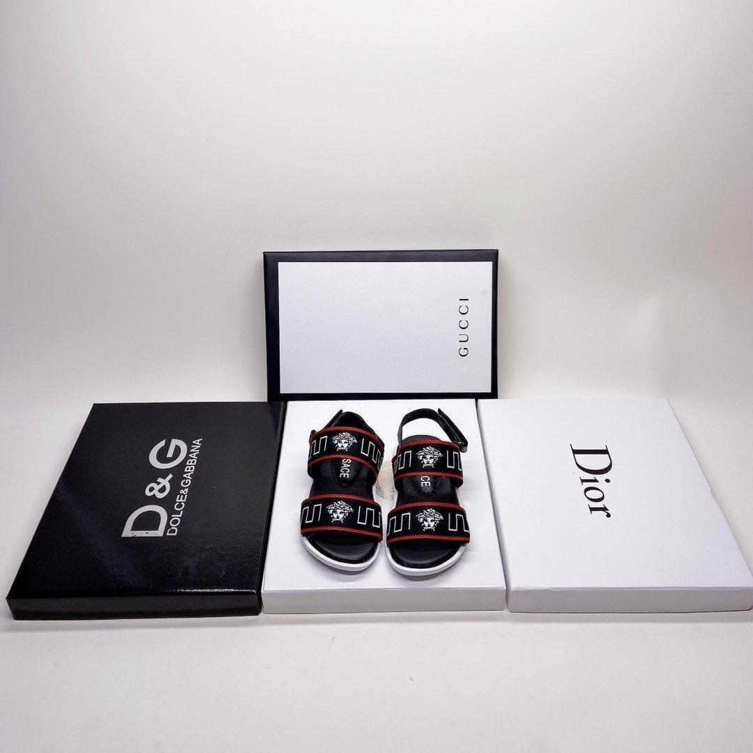 Летние новые детские сандалии мальчики и девочки прекрасные повседневные и модные сандалии 030914