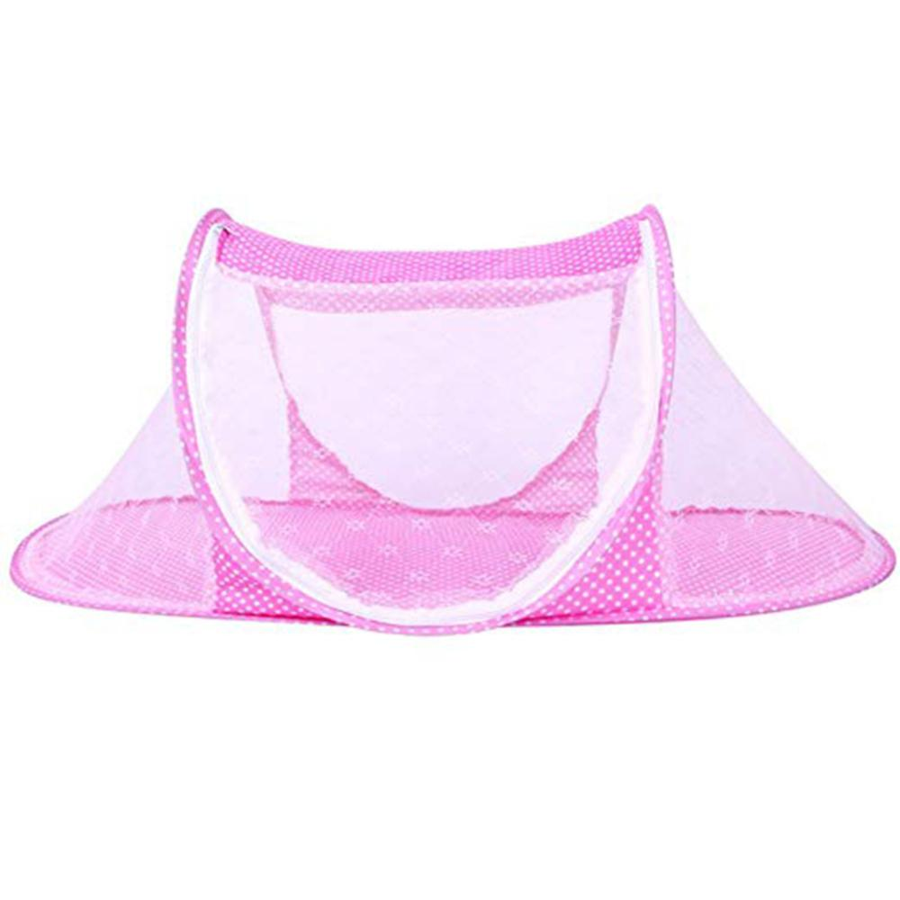 Summer Infant Baby Crib Mesh Mosquito Net Baby Bed Mosquito Insect Cradle Net Foldable Newborn Bedding Protection