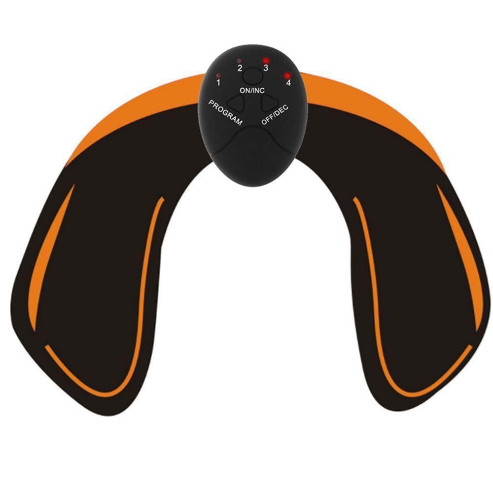 2019 Trainer Muskelstimulator Buttock Lifting-Massage-Maschine 6 Modi EMS Hip Abs Fitness Kolben-Aufzug Toner Trainer Intensity Massage