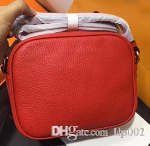 Tasarımcı çanta SOHO DISCO Çanta Gerçek Deri püskül fermuar Askılı çanta kadınlar Crossbody çanta tasarımcısı çanta Box 21 * 15 * 7cm gel