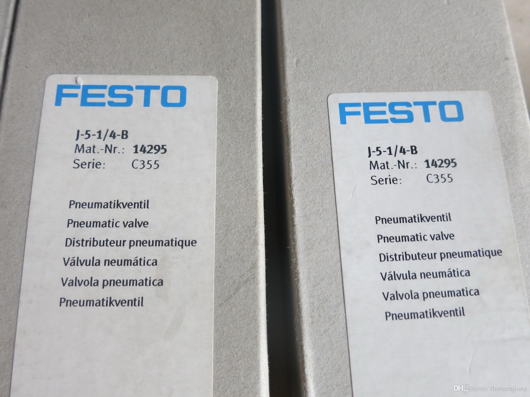 1 cylindre original Festo J-5-1 / 4-B Festo neuf, dans la boîte, expédition gratuite