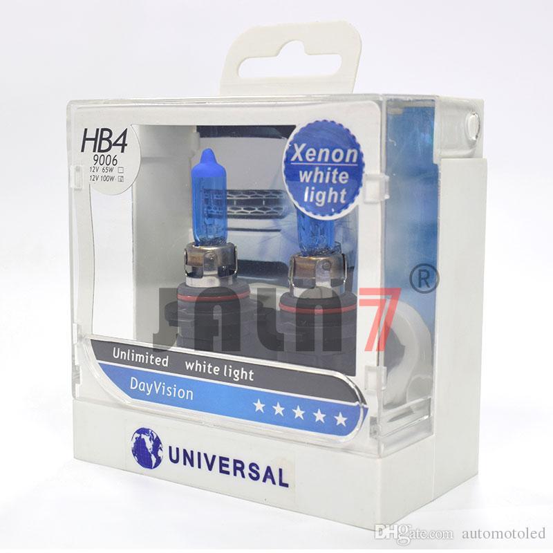 2x H7 12V 100W 6000K Xenon White Low Beams Super Bright Halogen Headlight  Bulbs