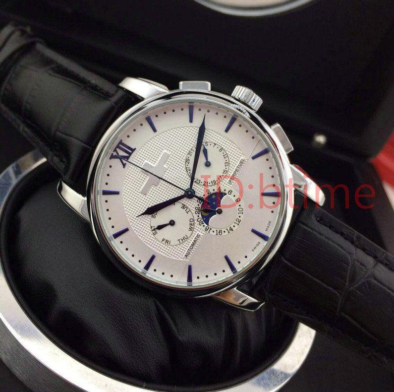 2018 새로운 매뉴얼 칼리버 36 RS 패션 스위스 남성 Wristwatche 도매 남성 자동 스테인레스 스틸 남성용 시계를 스포츠를 시청