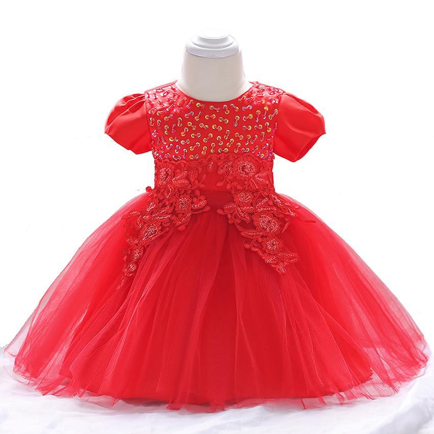 Vestiti Eleganti 12 Mesi.Acquista Vestiti Caldi Del Bambino Elegante Vestiti Estivi Ragazza