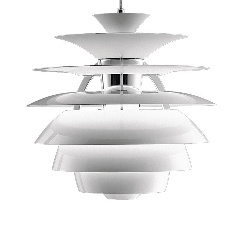 거실 / 식당 전등 조명기구에 대한 교수형 램프 루이스 폴센 PH 눈덩이 디자인 펜던트 조명 현대 미니멀 주도