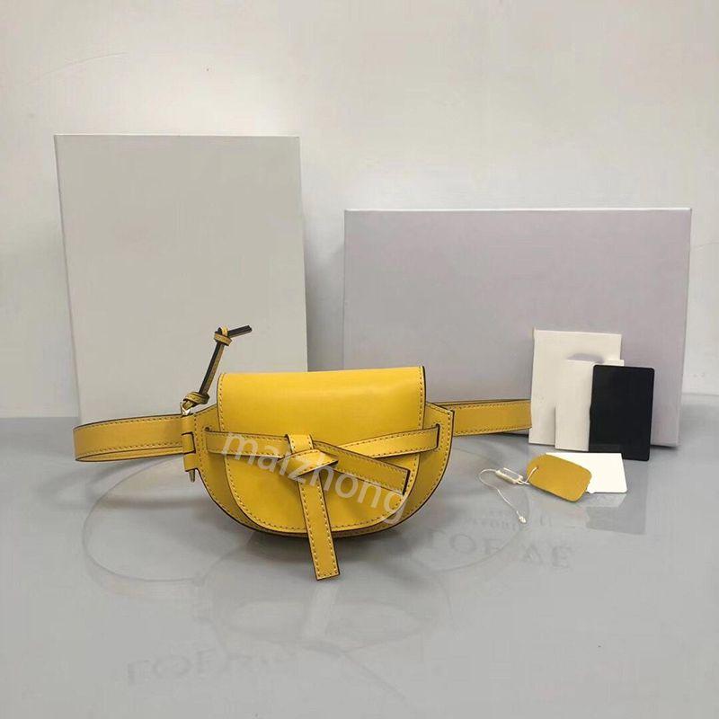 bolsas de diseñador diseñador Loevy monederos de las mujeres de cintura diseñador puzzel mujeres del cuero genuino de la correa de la moda bolsa de bolsos de diseño