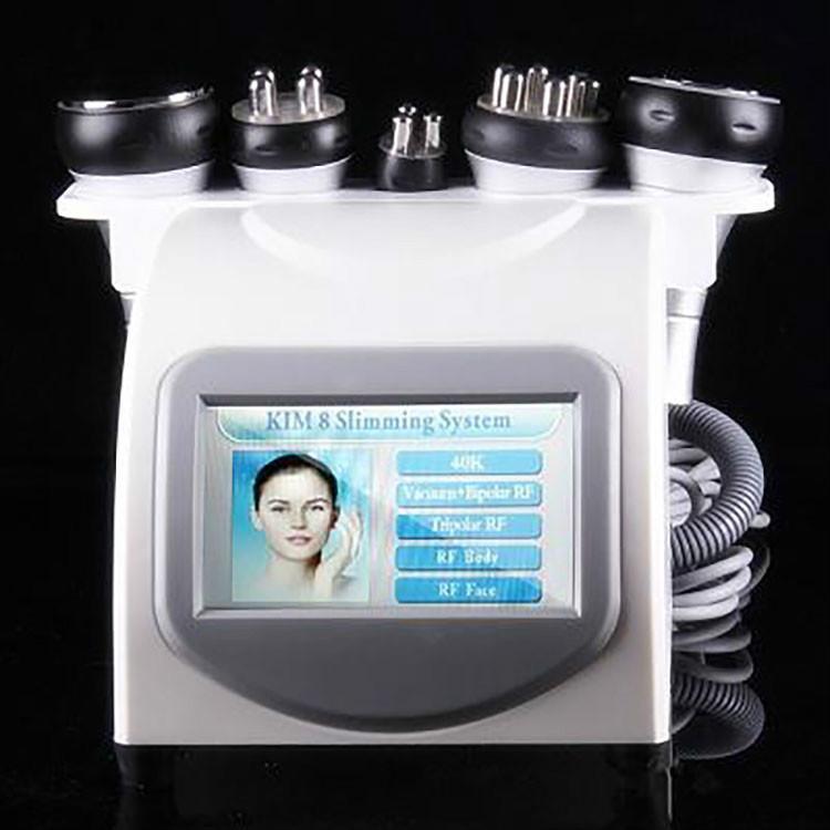 Neue 5 in 1 Ultraschall Kavitation Vakuum Radio Frequency Maschine für Spa Hot Verkauf Cellulite Gewicht Abnehmen Verlust Fat Burning