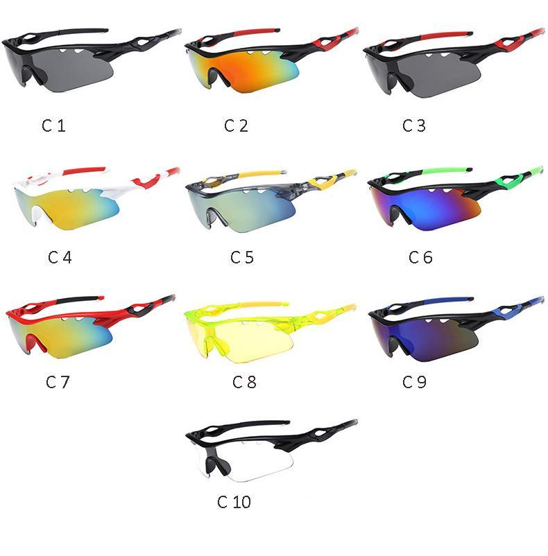 여자 망 승마 성 안경 DIScolor 여성을위한 야외 스포츠 선글라스 UV400 고글 산악 도로 자전거 자전거를위한 선글라스
