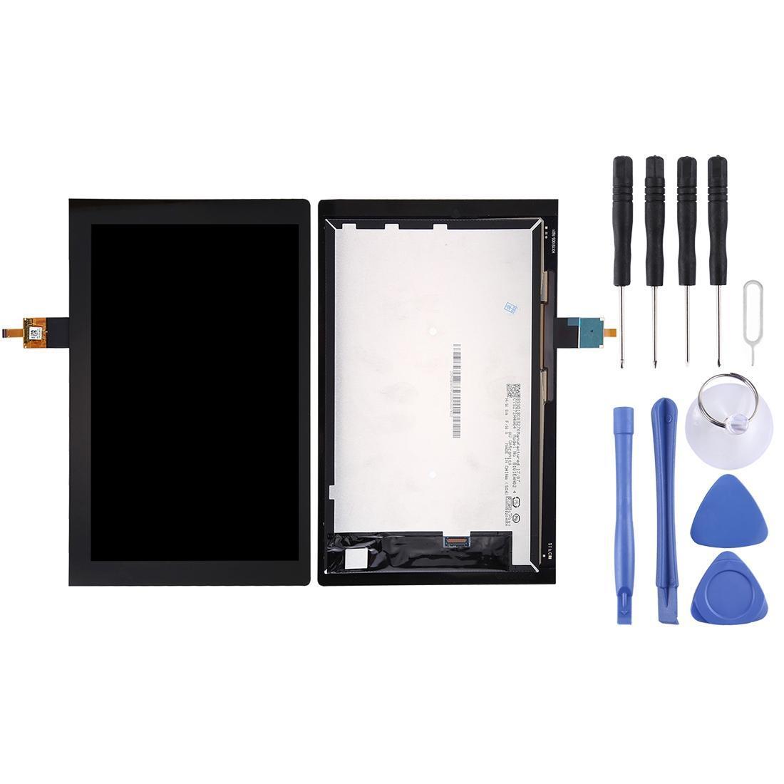 Tela LCD e digitador Assembléia completa para Lenovo YOGA Tab 3 de 10 polegadas / yt3-X50F