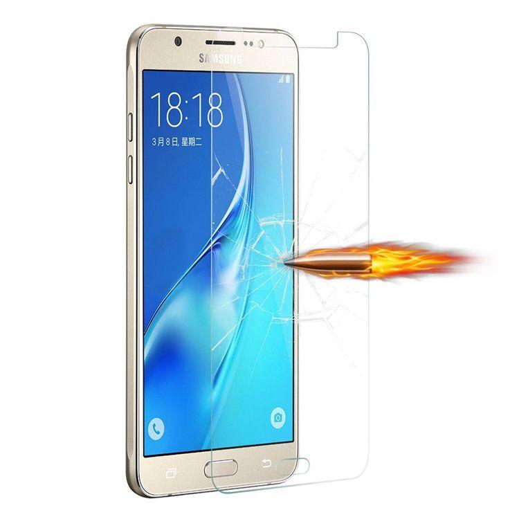 Verre trempé écran protecteur anti-explosion pour l'iPhone 12 pro max 6,7 pour LG ARISTO 5 plus avec l'emballage en papier C