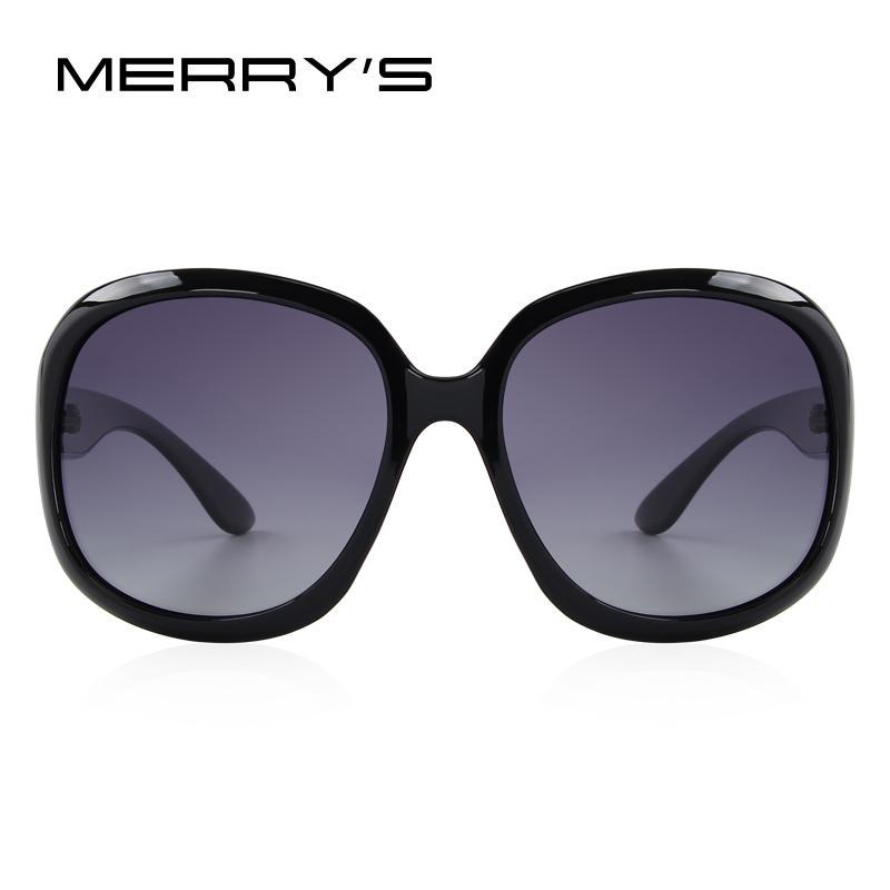 Merrys Mulheres design retro óculos polarizados Senhora Driving Sun Glasses 100% UV Protection S6036 Y200619