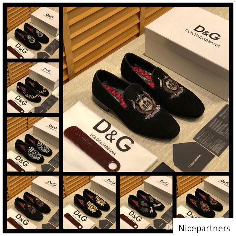 A1 DGbrands uomini s scarpe 12 stile di alta qualità scarpe casual design classico fabbrica scarpe stile caldo diretta 38-46
