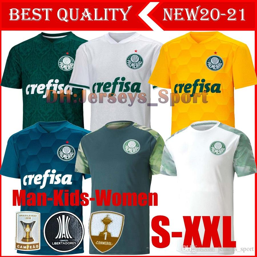20 21 Palmeiras SP camisa de futebol 2020 2021 casa longe Palmeiras SP camisa de futebol Dudo JEAN FELIPE MELO Camiseta de futbol ALLIONE CLEITON