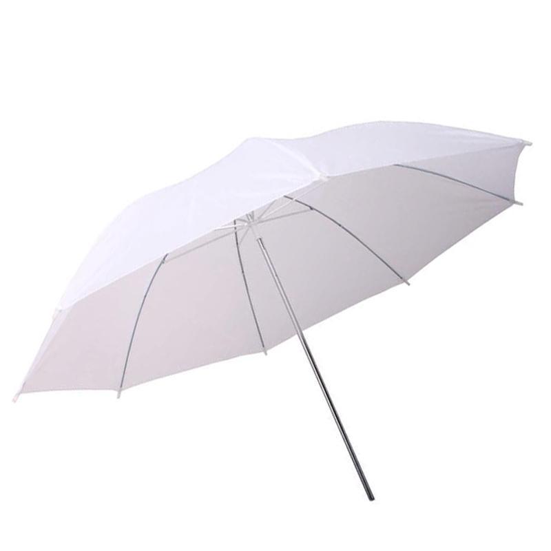"""33"""" 83 centimetri / 43"""" diffusore ombrello Fotografia della macchina fotografica per 110 centimetri bianco traslucido Morbido"""