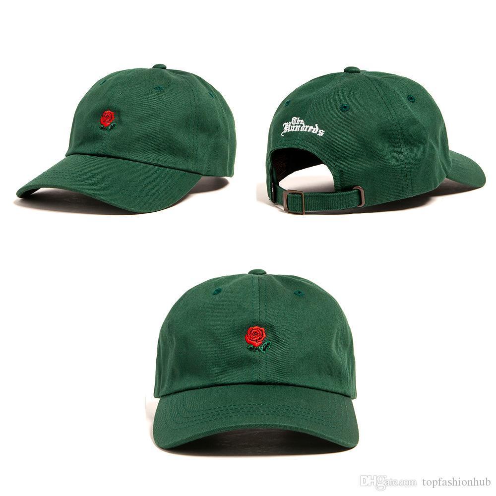 Casquette de baseball Homme Rose brodé Chapeau de loisirs Cap Ombrelle Simple et élégant Outdoor Cap Pure Color