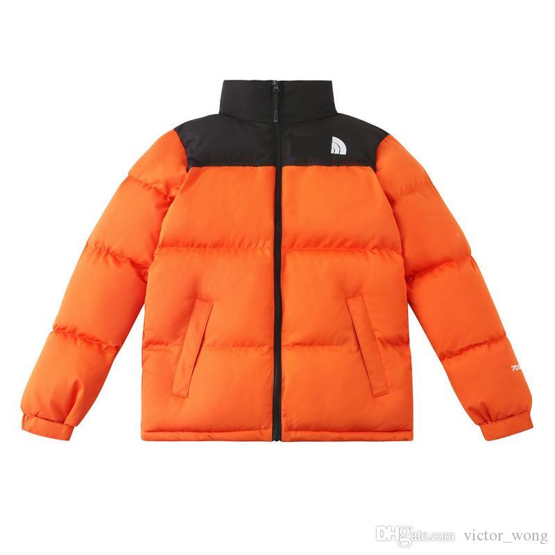 Горячая продажа Северной зима хлопок-проложенное Пальто Спортивная сгущает Теплую одежду для взрослых пальто Открытого Wear Мужчины Женщина Hip-Hop Куртку