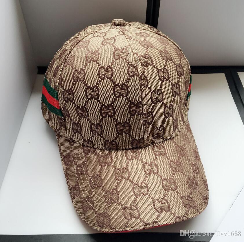 شحن مجاني 2019 الجملة أزياء رجالي قبعات البيسبول قبعات جديدة الرجال النساء casquette قبعة الشمس القبعات الرياضية للرجال النساء قبعات التطريز