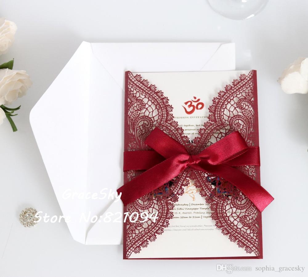 Anniversario Di Matrimonio Al Lotto.Acquista 50 Pz Lotto 2019 Nuovi Fiori Recisi Al Laser Pizzo