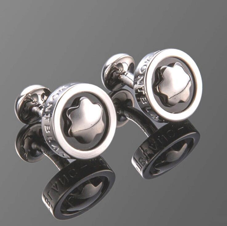 The 20 style latest Mens Designer Shirt Cufflinks Luxury Wedding Father Groom Groomsmen Gift Cuff Links Ornaments Jewelry