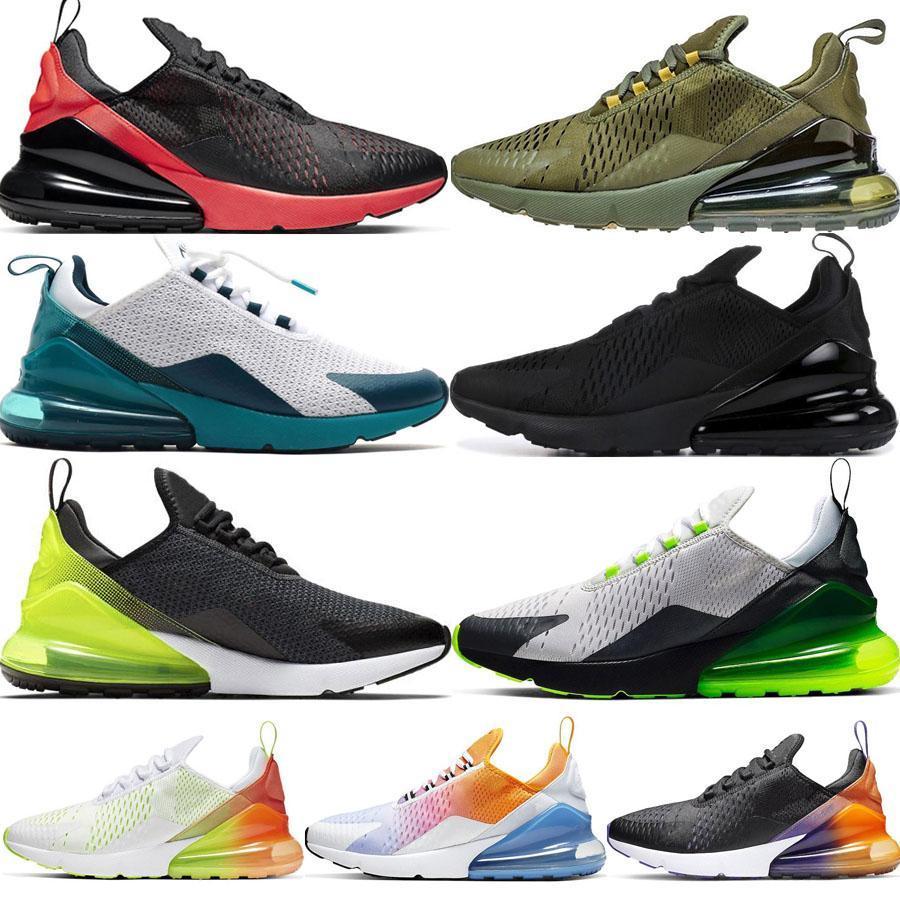 2020 الأخضر العسكرية 270 رجل الاحذية ولدت 2.0 الروح تيل الثلاثي 270s المرأة منصة المدرب 27C الرياضة في الهواء الطلق حذاء رياضة حذاء