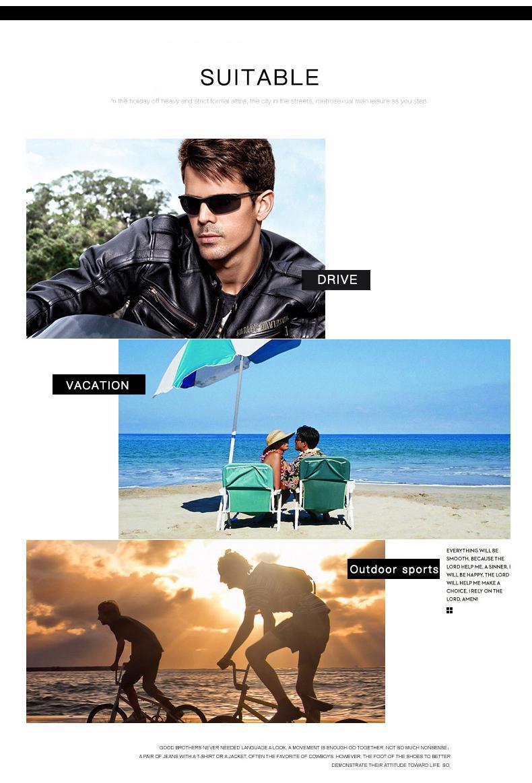 Yeni Polarize Fotokromik Güneş gözlüğü Erkekler Sürüş Bukalemun Güneş Gözlükleri Erkek Gündüz Gece Görüş Sürücü UV400 Gözlükler Lentes Sol Hombre