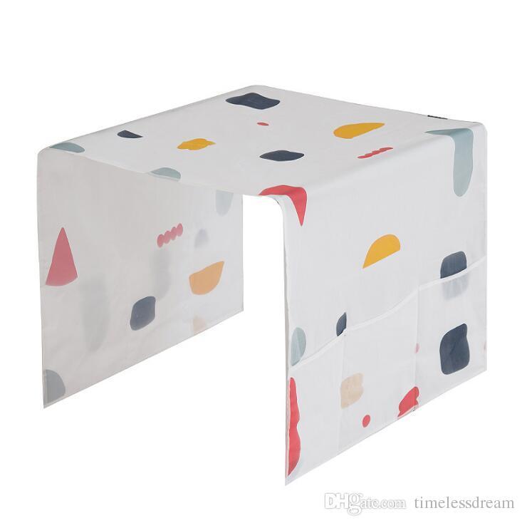 Moistureproof Mildew Refrigerator Dust Proof Cover PEVA Muti-Functional Storage Bags Fridge Pouch Organizer For Washing Machine