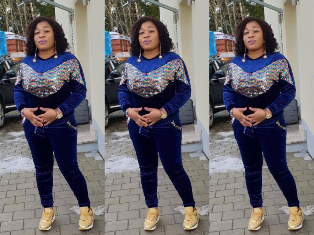 hj Yeni Moda Afrika Batwing Coat Elastik Modal dashiki Geleneksel Uzun Elbiseler için Lady Elbise uzunluğu yazdır