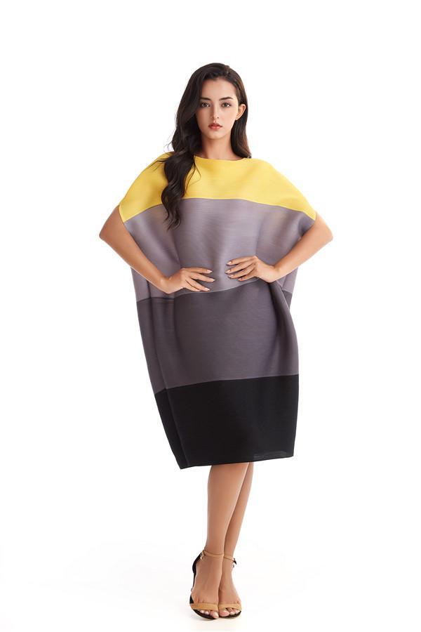 حزب فساتين النساء ترف السيدات أضعاف الأزياء الترفيه حزب العمل مشاهدة الشيفون فضفاض اللباس أفضل خيار في الصيف حجم الحرة 188