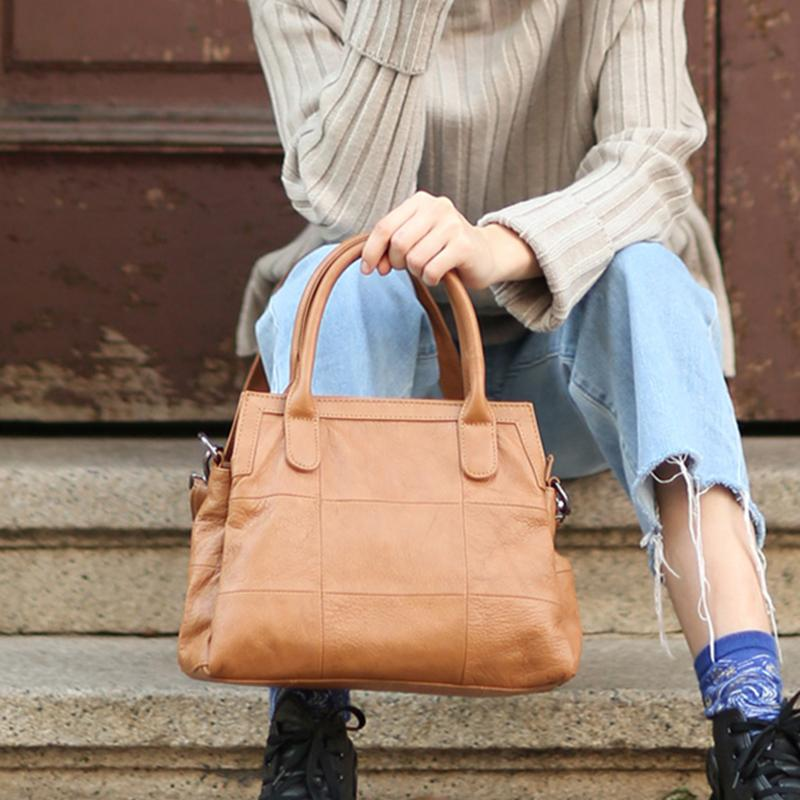 Female Bag Ladies Couro Mulheres Bolsa de Ombro Mensageiro Mulheres Handbag Big Designer Tote Bandoleira Sacos