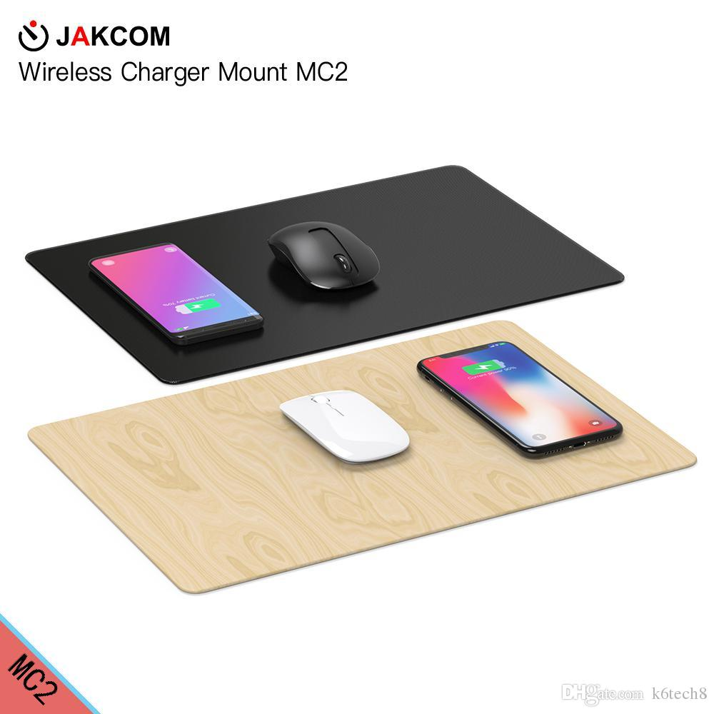 JAKCOM MC2 Wireless Mouse Pad Charger Hot Sale in Cell Phone Chargers as happy mat desktop accessories unlocked smart phones