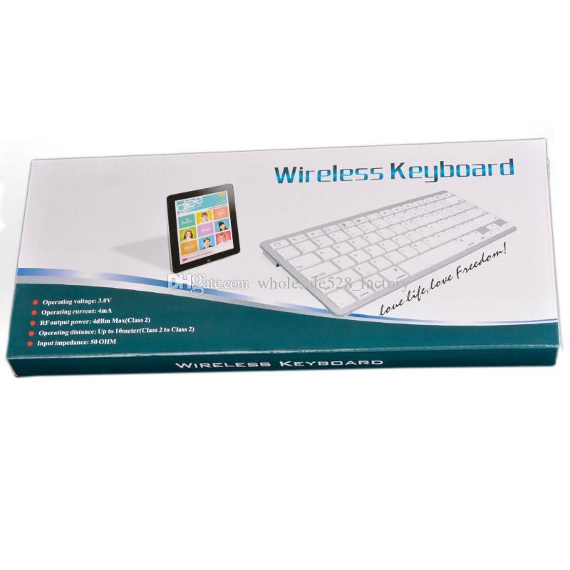 IOS 모든 윈도우 안드로이드 PC 태블릿 ASUS VivoTab 마이크로 소프트 표면 HP 스트림 델 장소 울트라 슬림 무선 키보드 블루투스 3.0