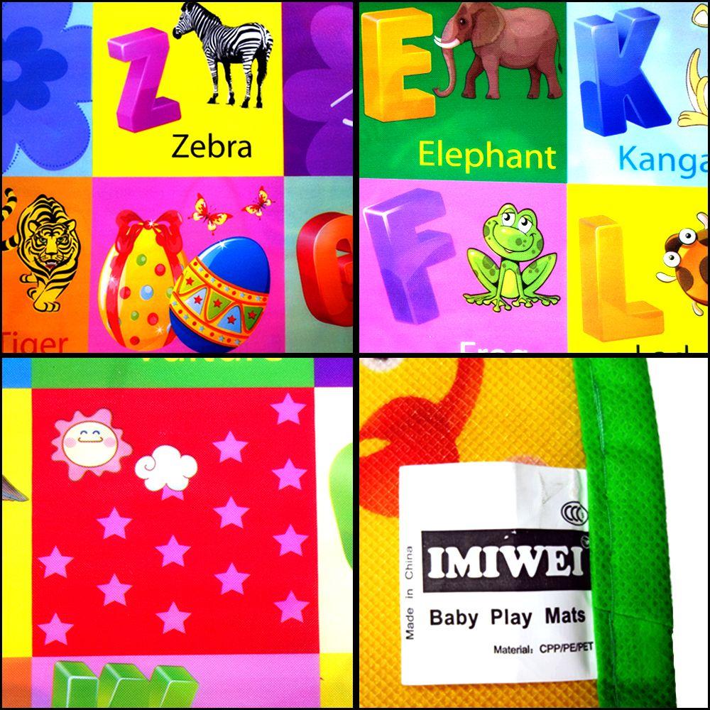 0.3cm thickness Baby Play Mat For Children's Rug Eva Foam Baby Toys For Children Mat Carpet Kids Rug Children Carpet Puzzle