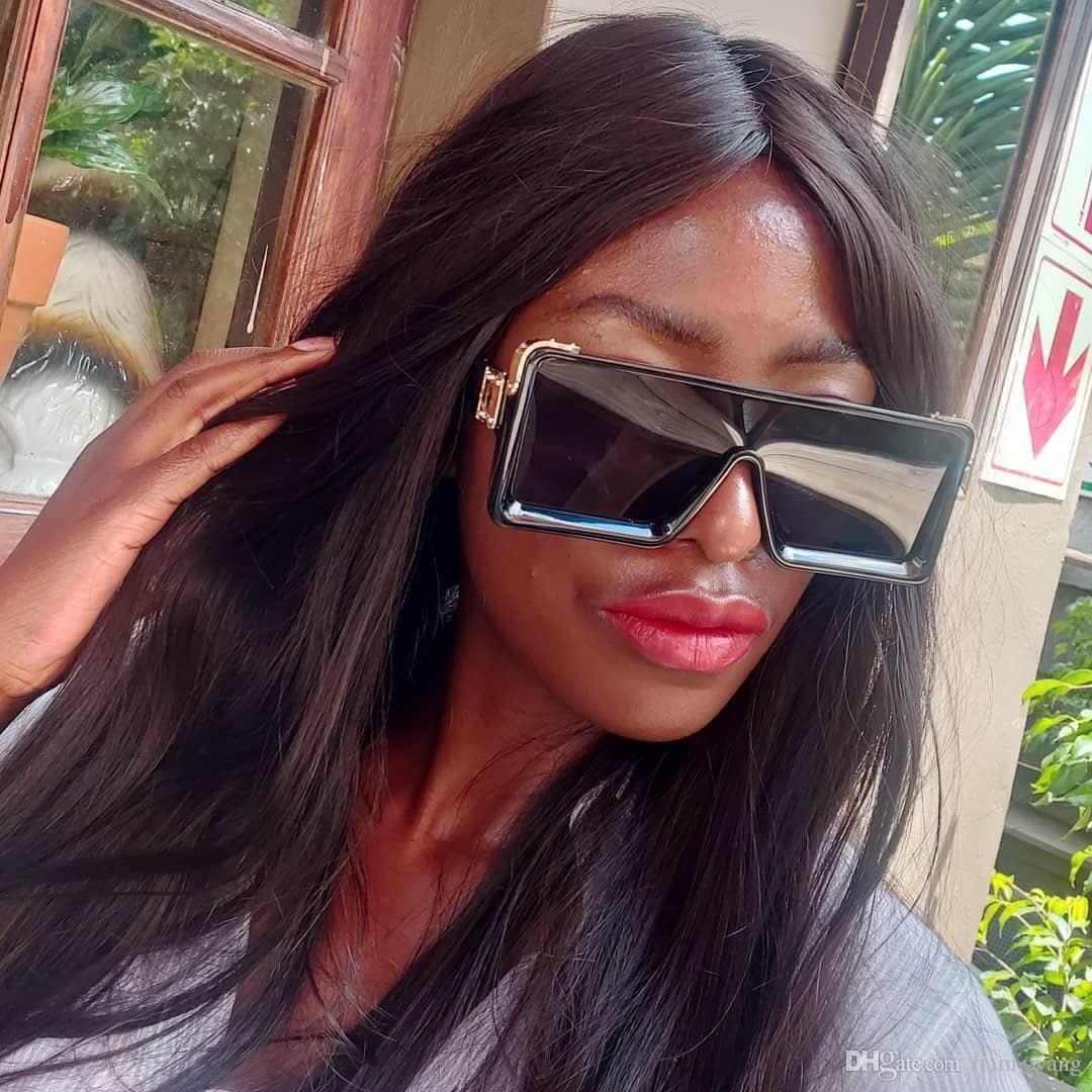 Luxury MILLIONAIRE M96006WN Sunglasses full frame Vintage designer sunglasses for men Shiny Gold Logoo Hot sell Gold plated Top 96006 L2