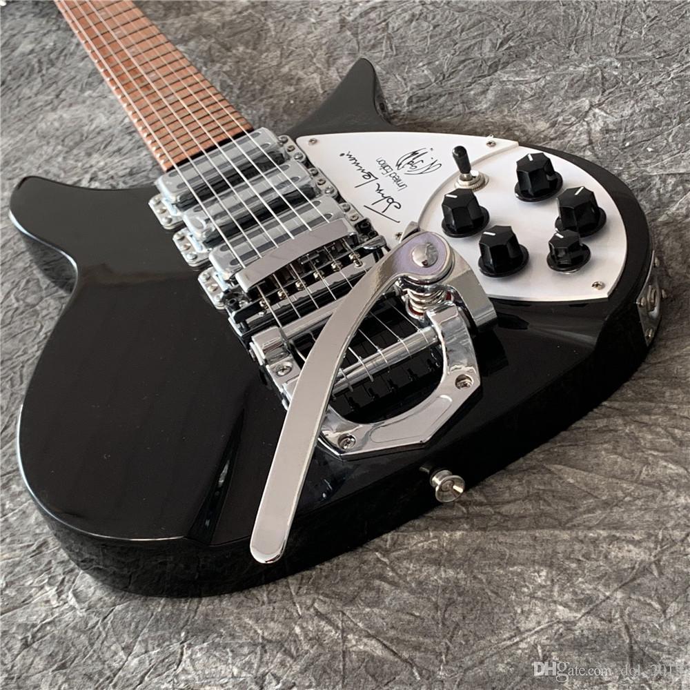 325 الغيتار الكهربائي الأصابع لديه ورنيش الرقبة الرقبة التفاعد 527 ملليمتر، غيتارا كهربائية، القيثارات الكهربائية، الغيتار الكهربائي
