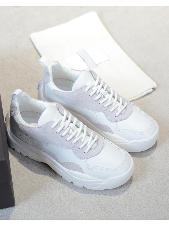2020 أحذية أزياء الرجال الاحذية Gumboy جلد العجل حذاء رياضة سميكة الوحيد إيطاليا جلد النساء حقيقي خفيفة الوزن المطاط وحيد الدانتيل يصل حذاء رياضة