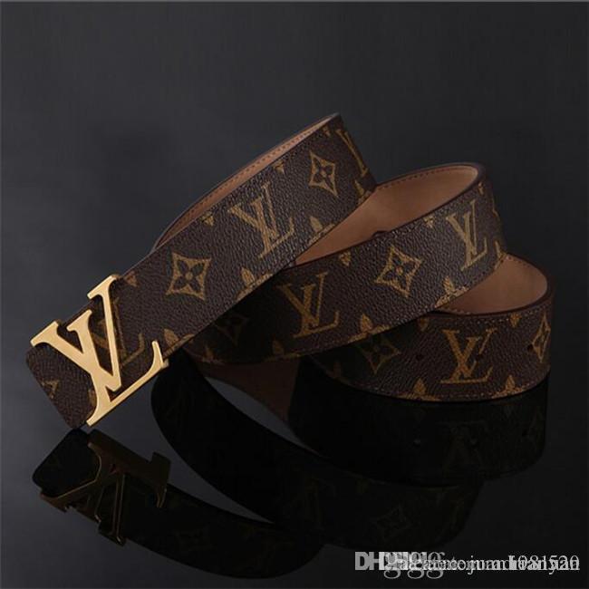 2020 Cintura Designers Cinture uomo Cinture Designers Cintura Serpente di lusso cinghia le cinghie di cuoio delle donne commerciali grande fibbia in oro 110