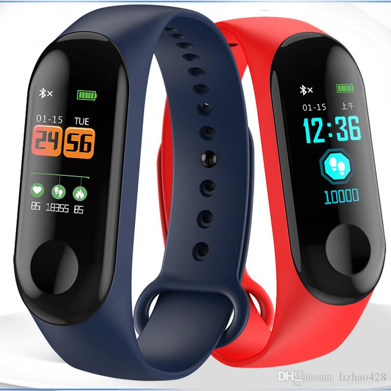 Fitness Tracker/Smart Bracelet, Smart Watch Waterproof Pedometer Activity Tracker with Sleep Monitor,Bluetooth 4.0 for iOS & Android Phones