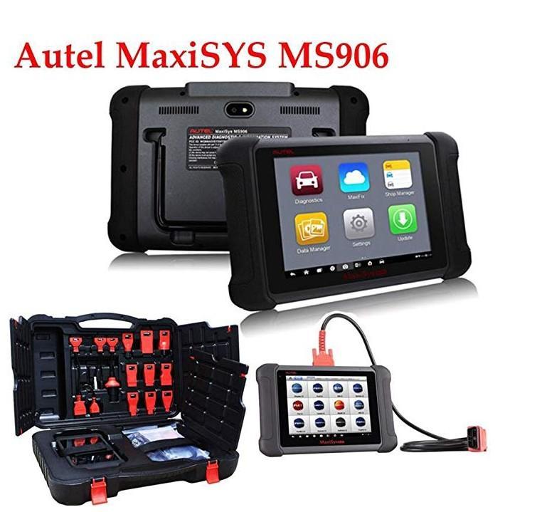 Lettore di Autel MS906 Maxisys diagnostico automobilistico Scanner Scan Tool Codice (versione aggiornata di DS708 e DS808) con OE-livello Vehi