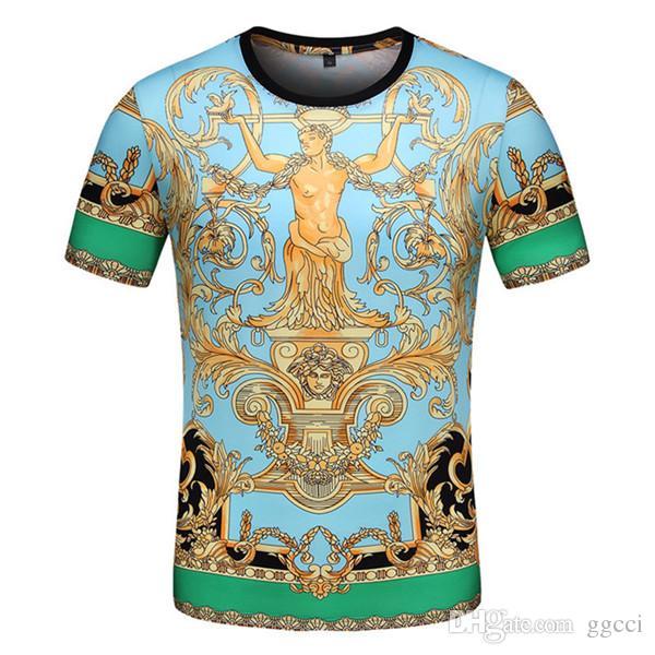 Meduse T-Shirt Designer-Polo-Hemden der Männer Luxus-Polo-beiläufigen Männer Polo-T-Shirt Snake Bee Letter Print Stickerei Mode High Street MensT Hemd